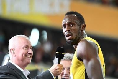 ボルトが100m予選に登場、最悪のスタートも順当に準決勝進出 世界陸上