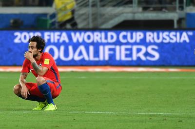 南米王者チリが6位転落で予選敗退、ペルーが大陸間POへ