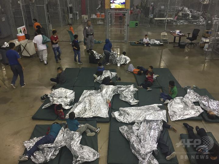 トランプ政権の移民施策混乱、引き離された親子 先の見通しつかず