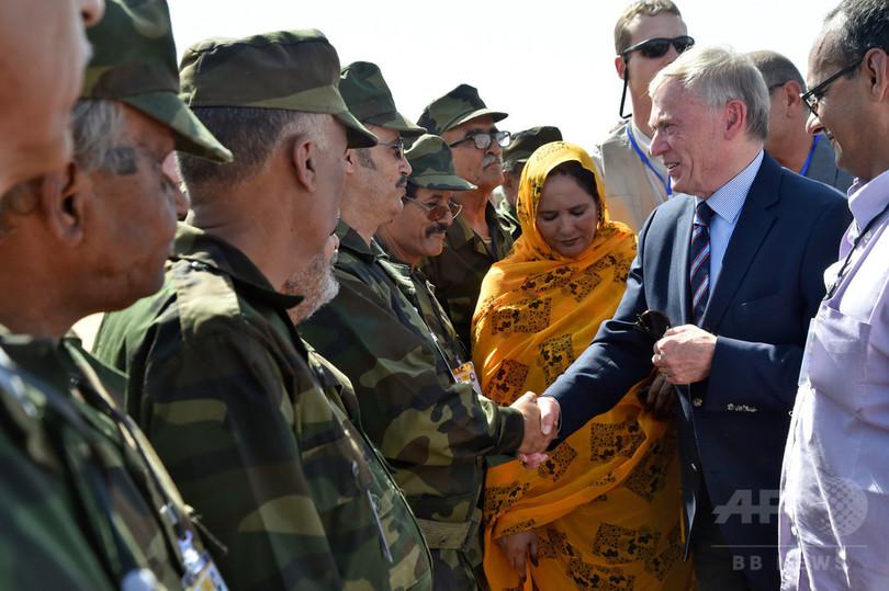 西サハラで再び緊張、国連事務総長が「深く懸念」