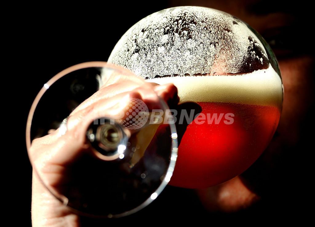 ビールの味だけで報酬感覚、アルコール作用なくても 米研究