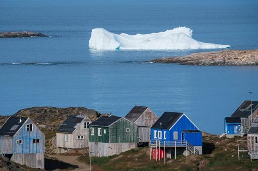 「グリーンランドは売り物ではない」 トランプ氏の取得発言に地元が反論