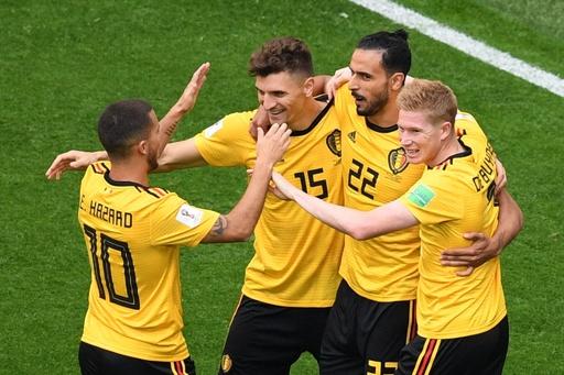 ベルギーが同国史上初の3位、イングランド破りW杯最高成績で大会終える
