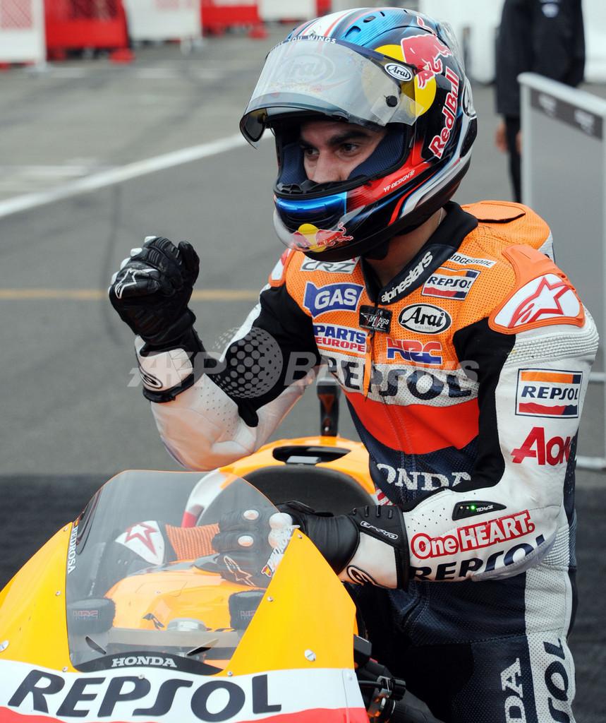 ペドロサが日本GP2連覇、ロレンゾは2位