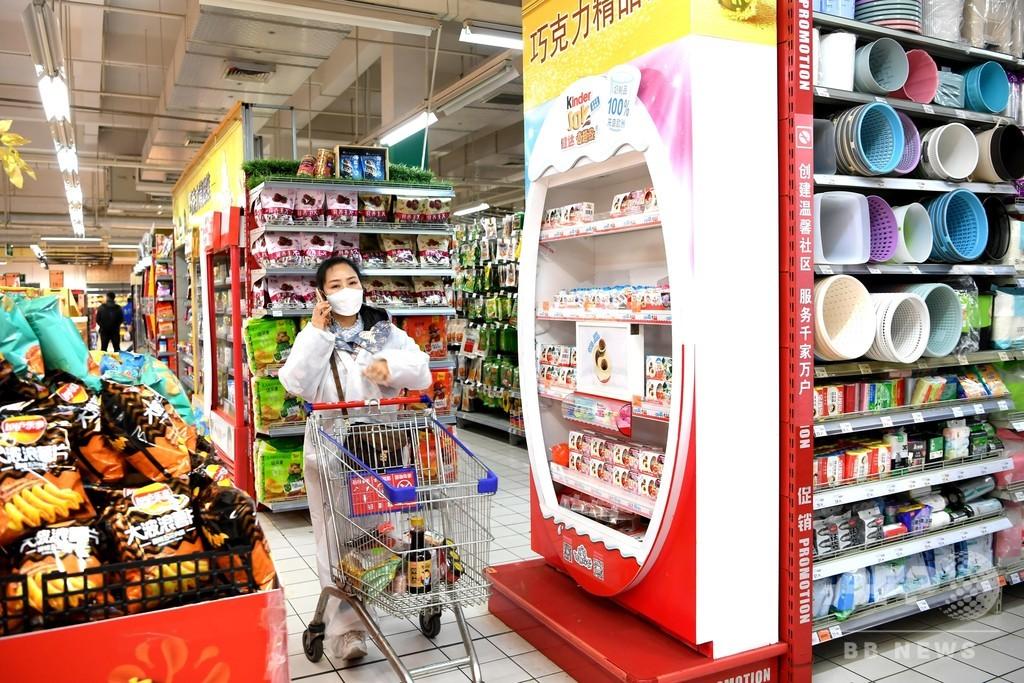 武漢市、時間限定で商業施設を再開 ID提示など必須 中国