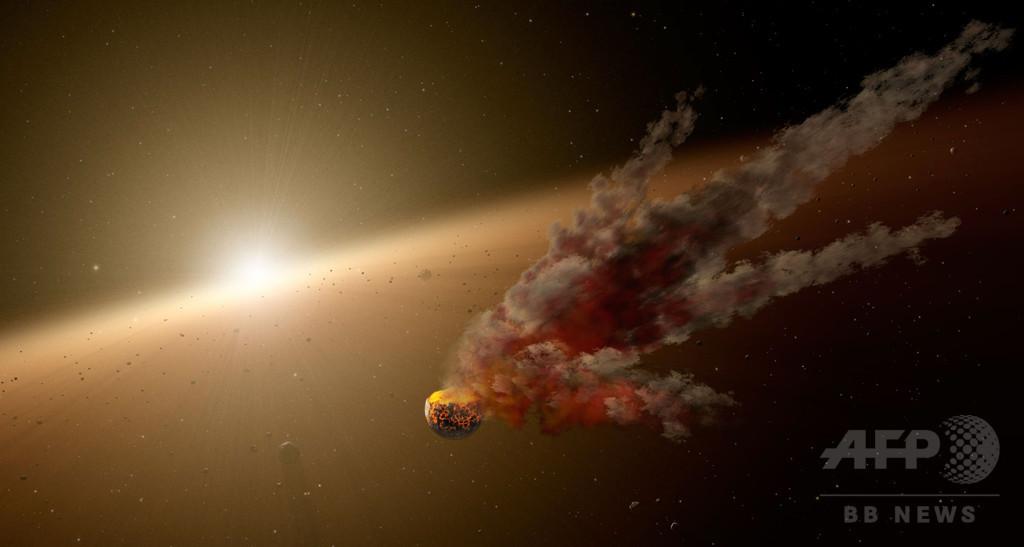 謎の変光星、原因は「宇宙人文明」でなく宇宙塵 研究