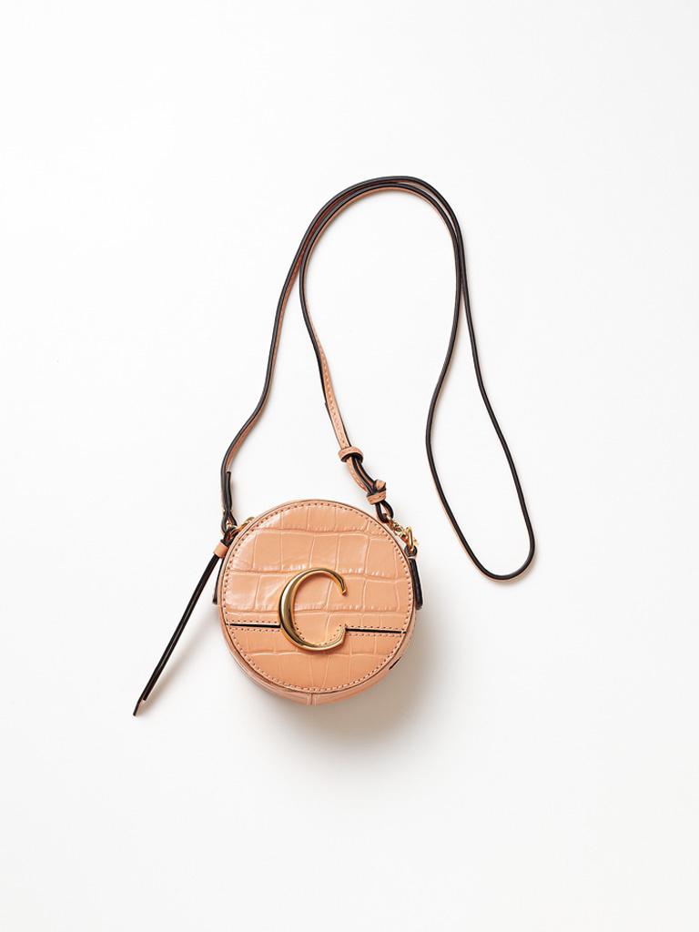 <人気ブランドの最新財布&レザー小物>クロエ
