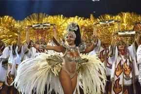 【写真特集】豪華絢爛!サンパウロのカーニバル