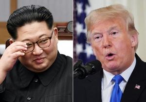 トランプ氏、北朝鮮の非核化「急いでいない」