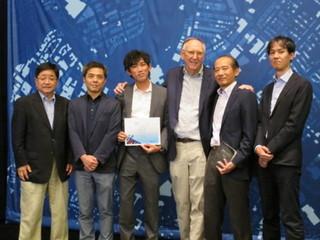 宇宙航空研究開発機構(JAXA)、GISテクノロジーの先進的利用を進める団体に贈られる「SAG賞」を受賞