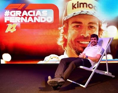 F1引退のアロンソ、将来の復帰を示唆「もう1シーズン戦うかも」