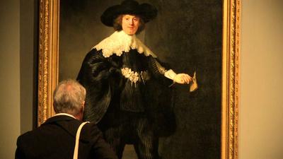 動画:レンブラント没後350年、所蔵400点を一挙公開 オランダ国立美術館