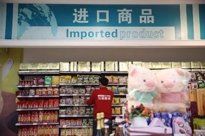 中国の春節を照らす「舶来の年越し品」 中国市場の開放を反映