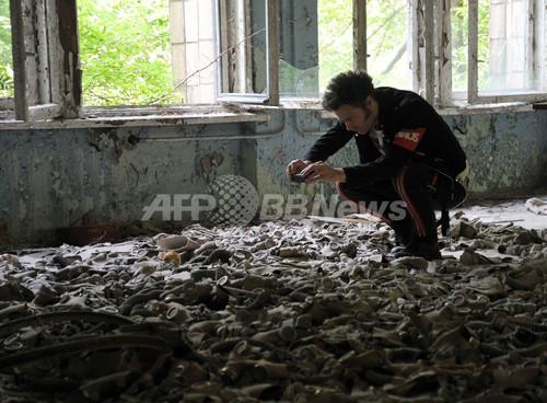チェルノブイリへようこそ、原発事故現場が人気の観光スポットに