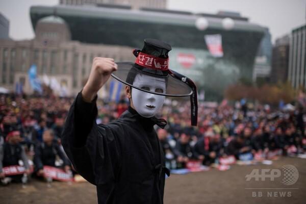 朴大統領、初訪日に暗雲=「日中韓」に黄首相出席も-韓国