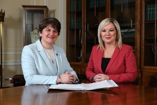 北アイルランド自治政府が3年ぶり復活、英首相は「4地域」の未来を歓迎