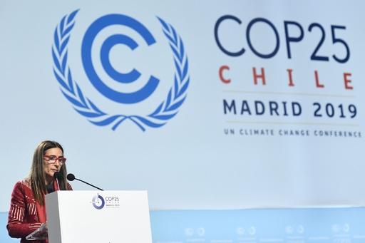 COP25閉幕、大幅延長も成果乏しく 国連事務総長「失望」