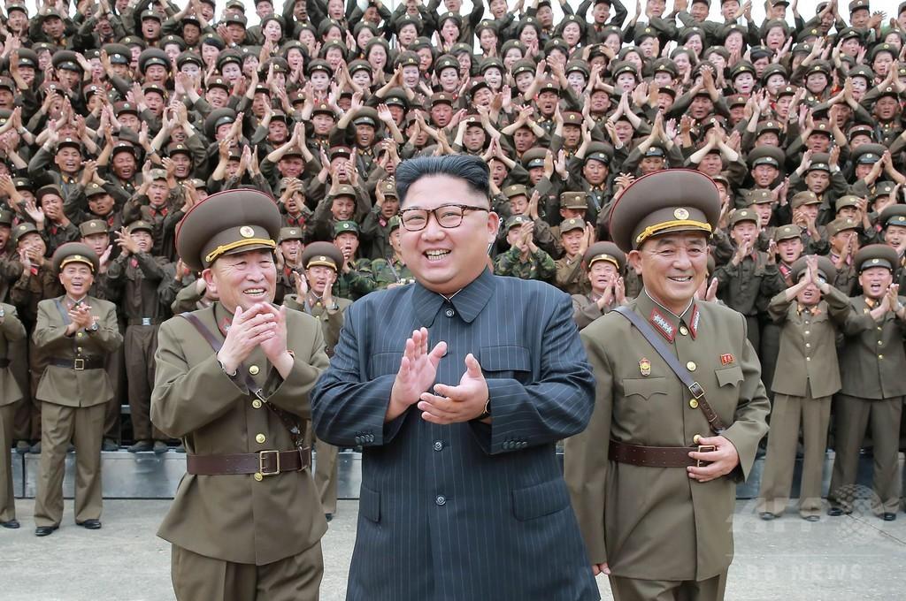 北朝鮮使用?エンジンは「ロシア向け」 ウクライナ発表