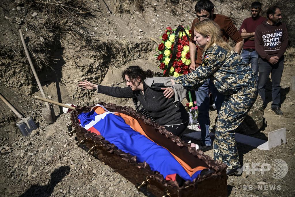 2度目の停戦も互いに「違反」非難 アルメニアとアゼルバイジャン