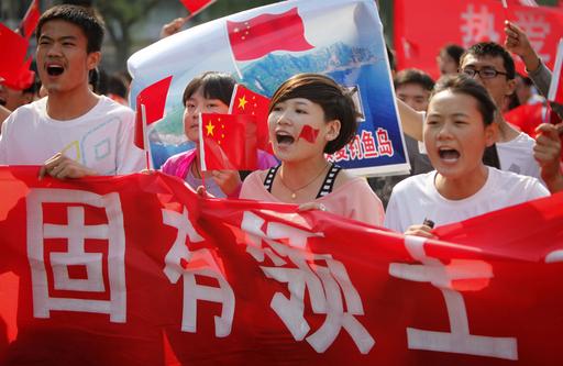 中国の反日デモ、日系企業に操業停止の動き