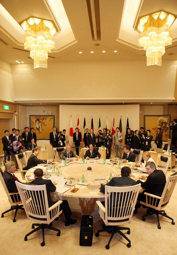 世界の食糧安全保障に関するG8首脳声明、輸出規制の撤廃求める