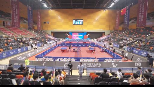 動画:実力伯仲! 第1回中日ジュニア卓球チャレンジ大会、温州で閉幕