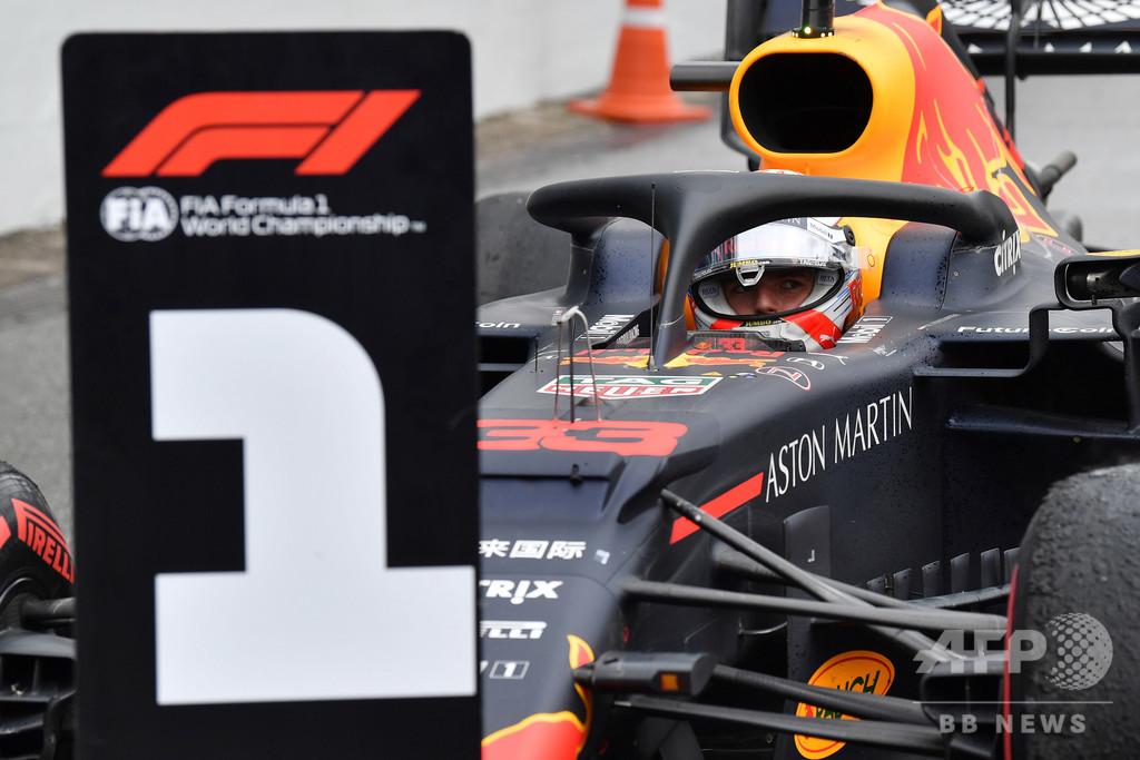 ドイツGP優勝のレッドブル、ピットストップで世界最速記録を更新
