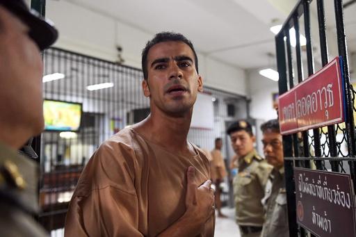 タイで拘束、バーレーン出身の難民サッカー選手が解放訴え 「送還しないで」