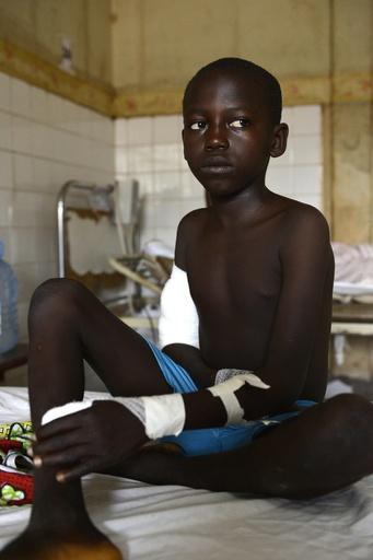 中央アフリカ、子どもへの暴力 前例のない水準に 2人斬首