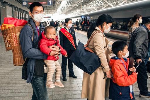 中国・湖北省の移動制限、解除へ 武漢市は4月8日に