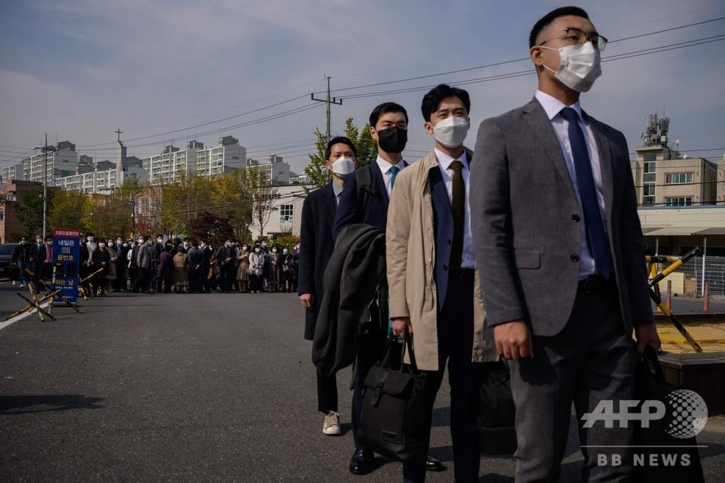 韓国で兵役拒否のエホバの証人信者ら、刑務所に 服役ではなく研修