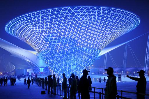 上海万博閉幕、中国の存在感世界に示す