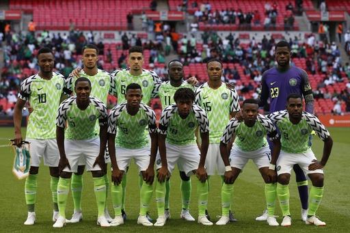 ナイジェリアがW杯出場23人を発表、エンディディがメンバー入り