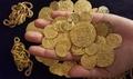 18世紀の沈没船から財宝、価値1億2000万円 米フロリダ