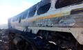 イランで列車同士が衝突、44人死亡