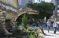 巨大肉食恐竜スピノサウルスは水中で生活? 米大チームが論文