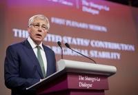 米国防長官が中国批判、「安定を損なう行動」アジア安保会議