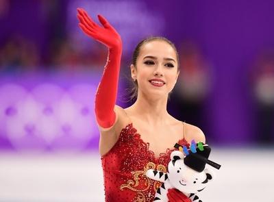 女王ザギトワ、世界フィギュア初制覇へ「良い結果を出したい」