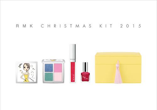 「RMK」、ジュエリーのように輝くクリスマスコレクション登場