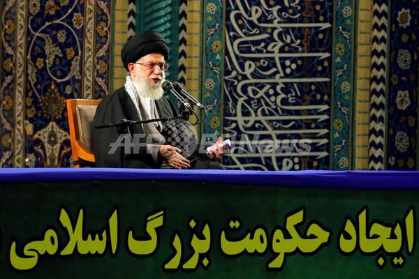 イラン核協議が再開、ハメネイ師が譲歩に警告