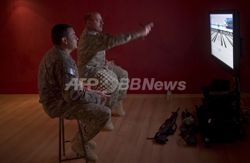 「まるでゲーム」、ジョイスティックが変えた米軍のアフガン前線