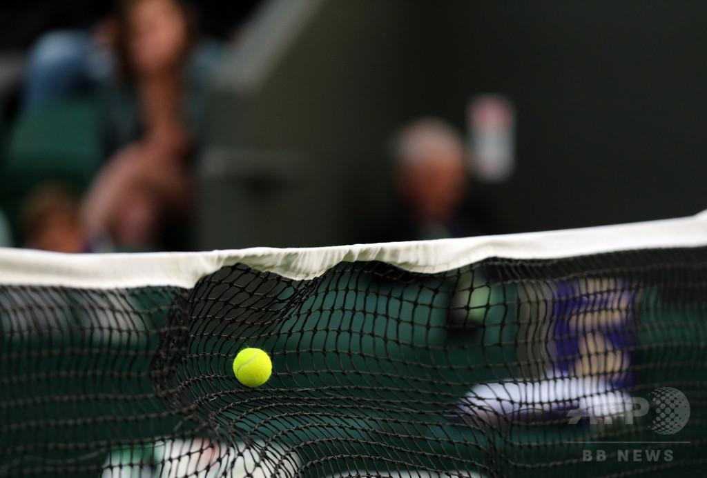 テニス下部大会で「大量」の八百長行為、調査委員会が発表