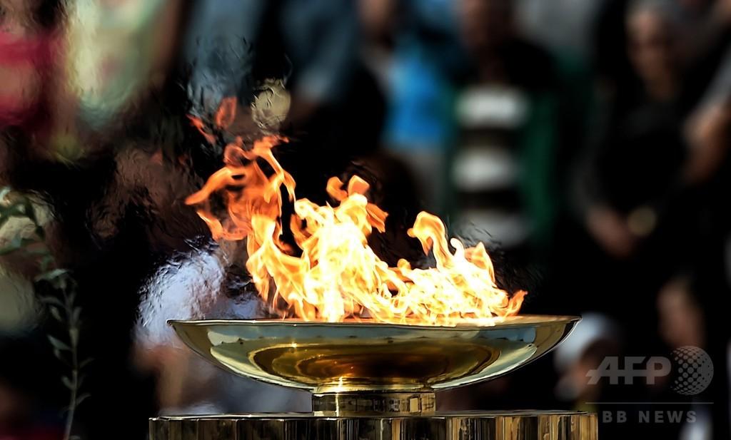 1964年東京五輪の「聖火の火」、4年前に消えていたことが発覚