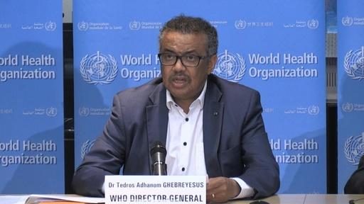 動画:コンゴのエボラ流行、WHOが緊急事態宣言 史上5度目
