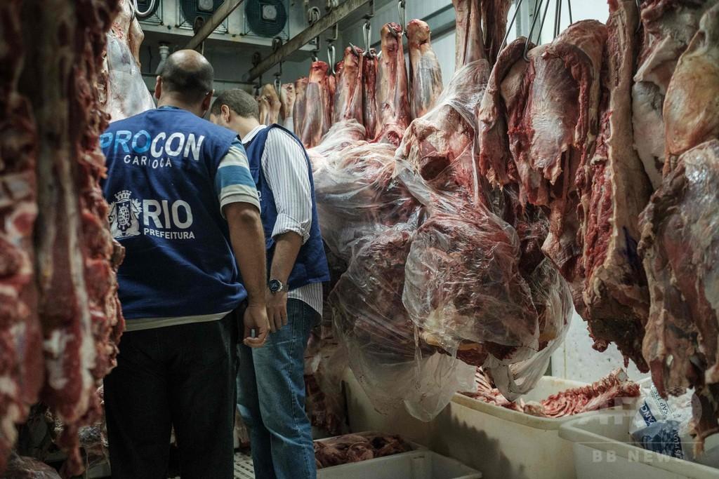 米、ブラジル産生鮮牛肉の輸入差し止め 食品安全上の懸念から