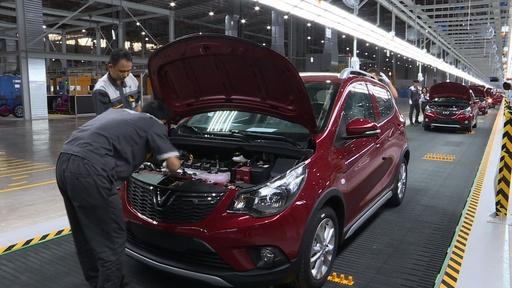 動画:ベトナム初の国産車、17日に納品へ