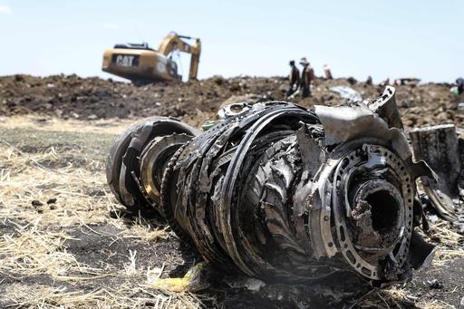 エチオピア墜落事故と同型機、南アなど運航停止