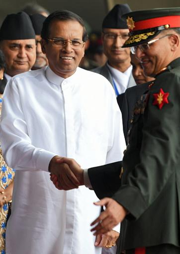 スリランカ大統領、「数時間」電話に出なかった駐オーストリア大使を召還