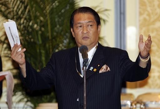 鳩山法相、死刑執行は死に神ではなく「文明」