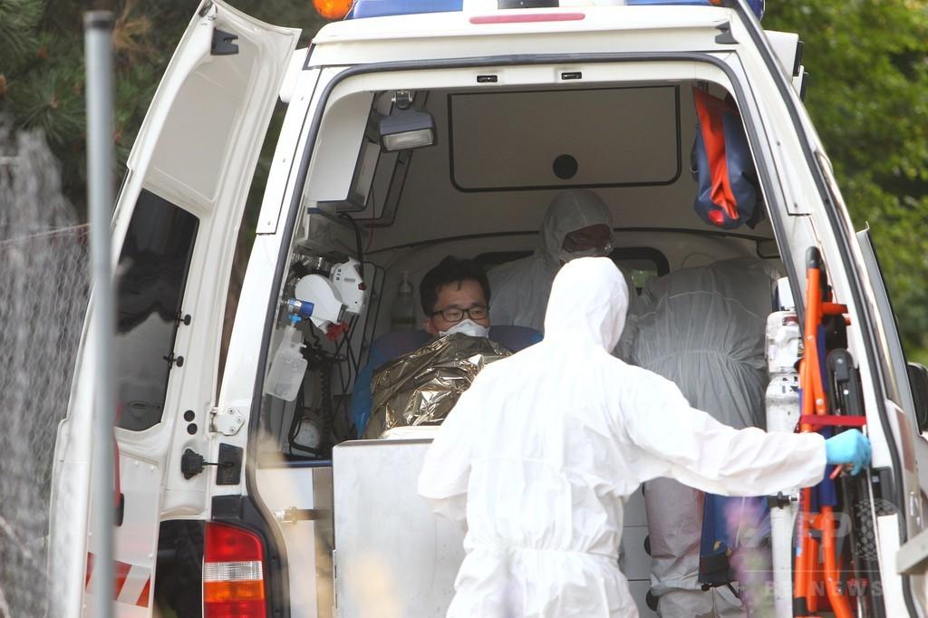 韓国のMERS感染者145人に、スロバキアでは韓国人男性が入院
